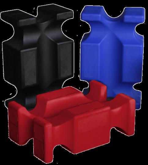 Hindernisblock Kunststoff
