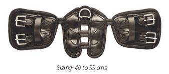 scharf dressuur 40-55cm