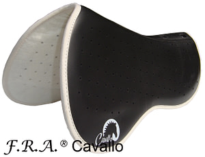 F.R.A. cavallo pad TSP 409 english raised wither